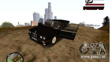 BMW 325i E30 für GTA San Andreas
