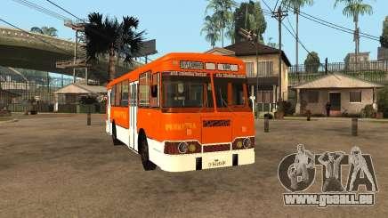 LIAZ-677 (Café Augenblick) für GTA San Andreas