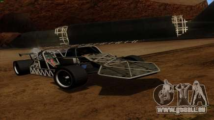 Chiquenaude sur la voiture du Furious 6 pour GTA San Andreas