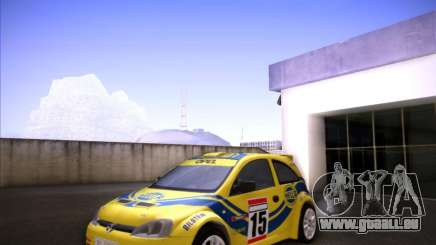 Opel Corsa Super 1600 für GTA San Andreas