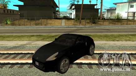 Nissan 370Z v2.0 für GTA San Andreas
