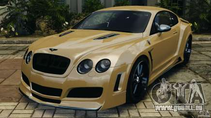 Bentley Continental GT Premier v1.0 pour GTA 4