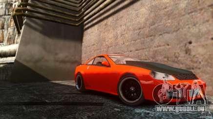 Feltzer DriftTec für GTA 4