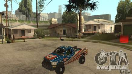Dodge Power Wagon Paintjobs Pack 2 pour GTA San Andreas