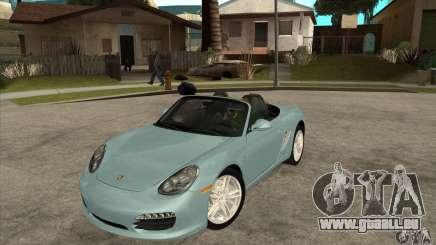 Porsche Boxster S 2010 pour GTA San Andreas