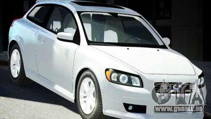 Volvo C30 2009 pour GTA 4
