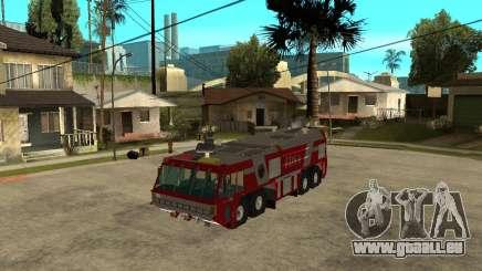 Rosenbauer Simba 8x8 GFLF FDSA pour GTA San Andreas