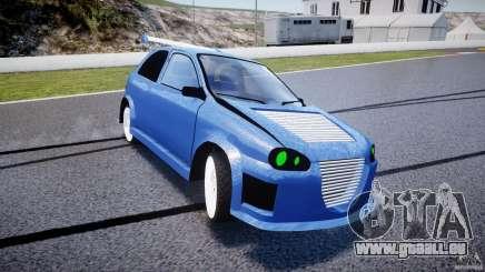 Chevrolet Corsa Extreme Revolution für GTA 4