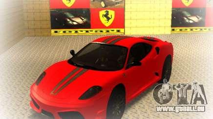 Ferrari 430 Scuderia TT Black Revel für GTA San Andreas