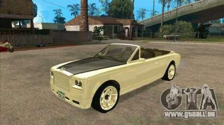 GTA 4 TBOGT Super Drop Diamond für GTA San Andreas