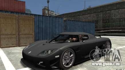 Koenigsegg CCXR Edition V1.0 für GTA 4