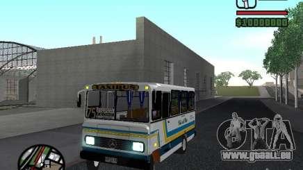 Cuatro Ases M.Benz LO608D pour GTA San Andreas