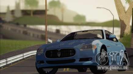 Maserati Quattroporte v3.0 für GTA San Andreas