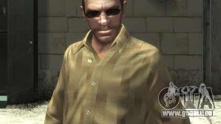 Neue Brille für Niko-dark für GTA 4