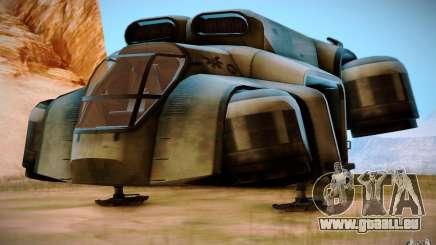 BTR-20 Yastreb für GTA San Andreas