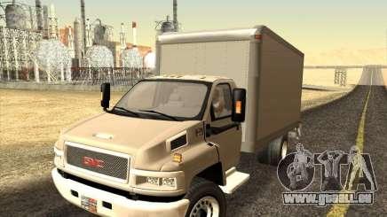 GMC 5500 2001 für GTA San Andreas