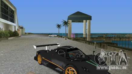 Pagani Zonda R für GTA Vice City