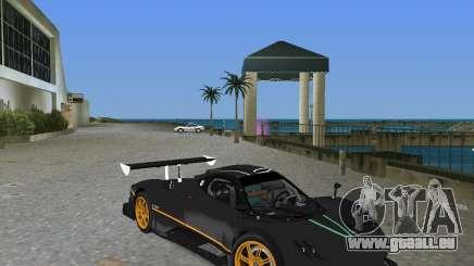 Pagani Zonda R pour GTA Vice City