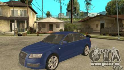 Audi S6 Limousine V1.1 für GTA San Andreas