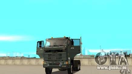 KAMAZ 65226 Tai v1. 1 für GTA San Andreas