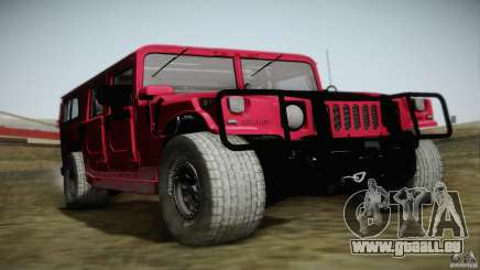 Hummer H1 Alpha Off Road Edition für GTA San Andreas