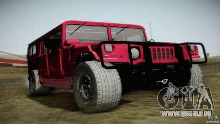 Hummer H1 Alpha Off Road Edition pour GTA San Andreas