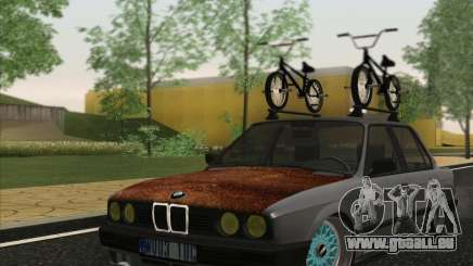BMW E30 Rat pour GTA San Andreas