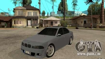 BMW 523i CebeL Tuning pour GTA San Andreas
