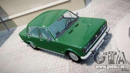 Fiat 125p Polski 1970 pour GTA 4