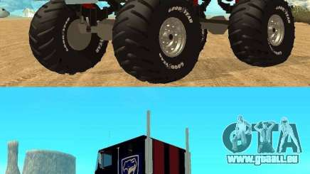 Ford CLT Monster Truck pour GTA San Andreas