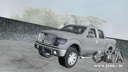 Lincoln Mark LT 2013 pour GTA San Andreas