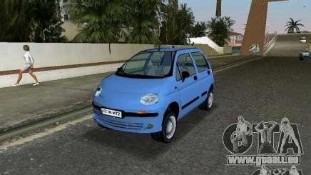 Daewoo Matiz für GTA Vice City