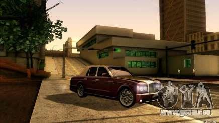 Bentley Arnage R 2005 pour GTA San Andreas