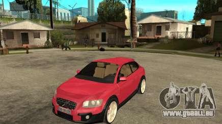 VOLVO C 30 T5 DEL 2008 für GTA San Andreas