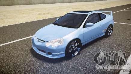 Acura RSX TypeS v1.0 Volk TE37 pour GTA 4