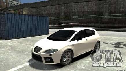Seat Leon Cupra v.2 pour GTA 4