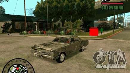 Plymouth Fury III für GTA San Andreas