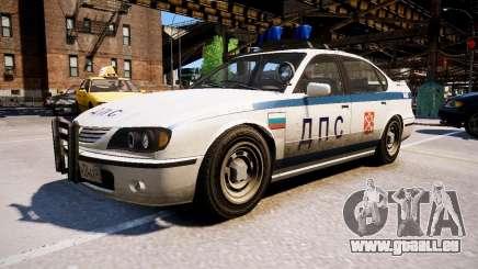 Russian Police Patrol pour GTA 4
