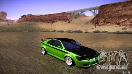 GTA IV Sultan RS für GTA San Andreas