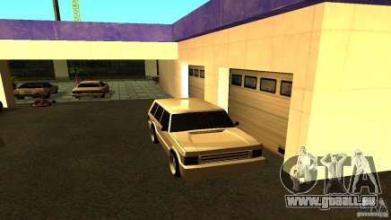 Huntley Sport für GTA San Andreas