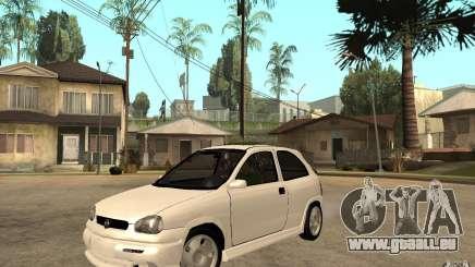 Opel Corsa GSI 16V pour GTA San Andreas
