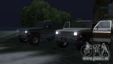 Rancher von GTA 4 für GTA San Andreas