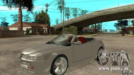 Alfa Romeo Spyder für GTA San Andreas