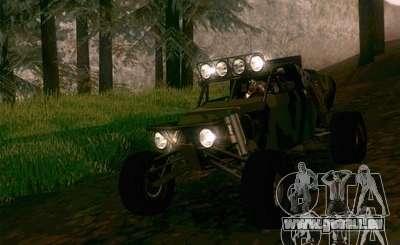 Ickler Jimco Buggy für GTA San Andreas