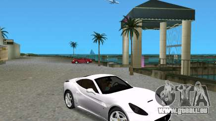 Ferrari California für GTA Vice City
