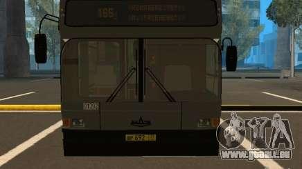 MAZ-107.066 für GTA San Andreas