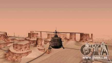 UH-1H pour GTA San Andreas