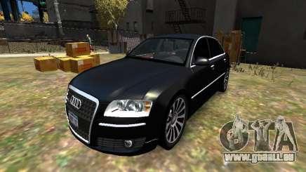 Audi A8L W12 pour GTA 4