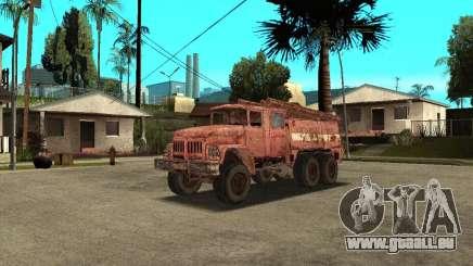 ZIL 131 pour GTA San Andreas