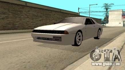 Elegy MIX v2 für GTA San Andreas